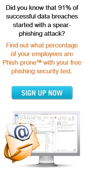 sign up for phishing test
