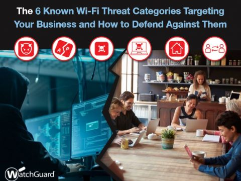 The 6 know Wifi threats